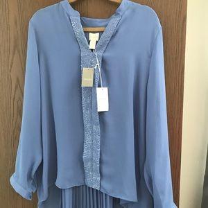 Chico's dressy blouse